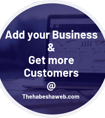 List your business in the habesha web