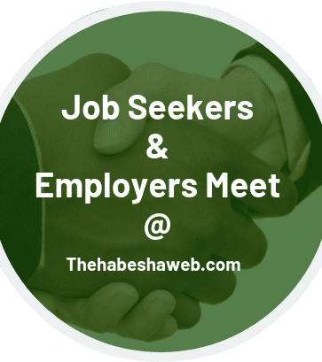Get jobs from the habesha web