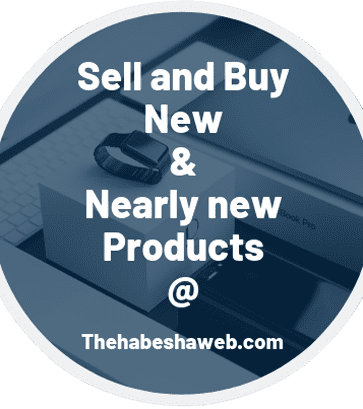 Sell and buy New _ Nearly new Products in the habesha web