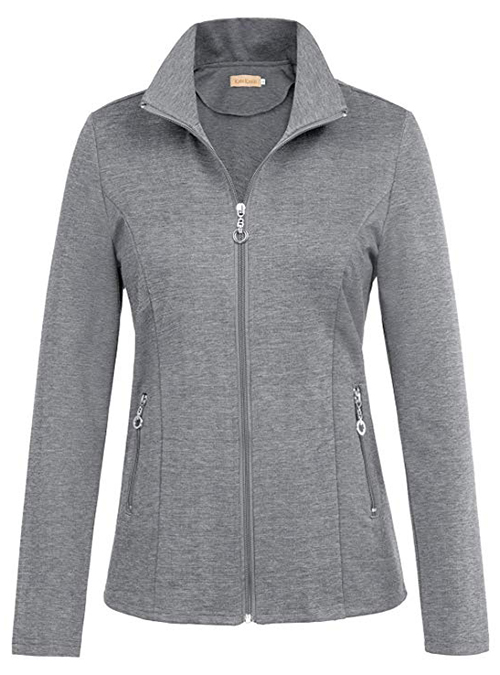 Women's Stand Collar Sport Jacket