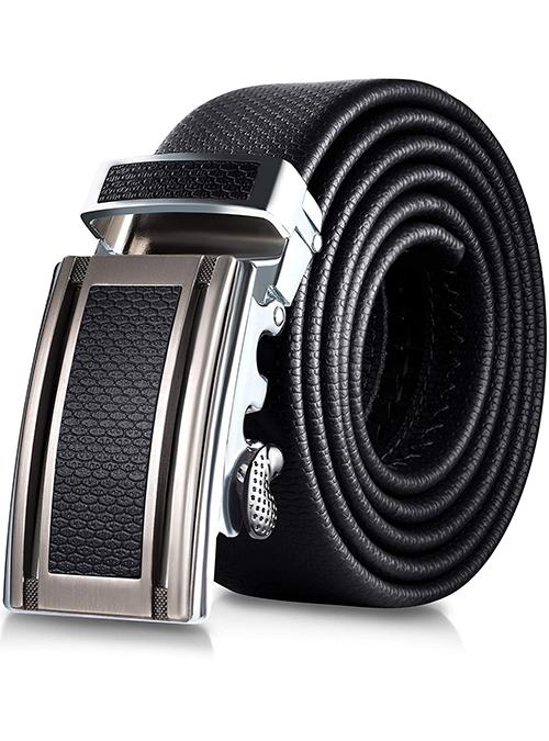 Classic Ratchet Belt Leather