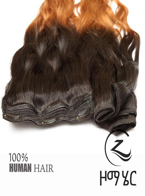 Zoma Clip Human Hair