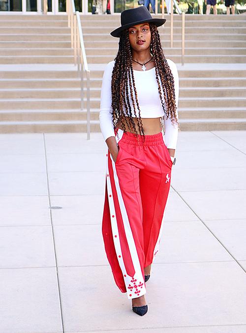 Yema Classic Track Pants