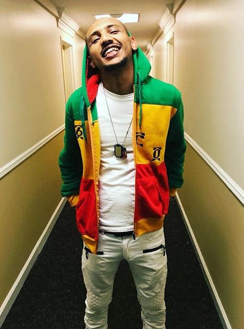 Ethiopian Flag Hoodie