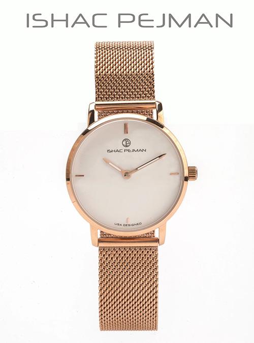 rose gold Stainless Steel Quartz Watch