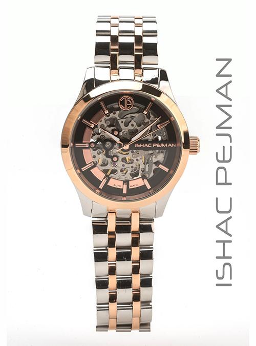 Black Japan Movement Automatic Watch