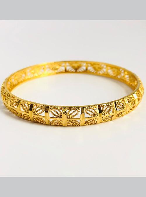 Mendefera Gold Plated Bracelet
