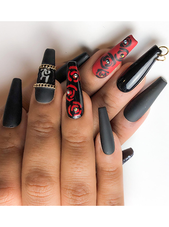Luxury Press on Nails