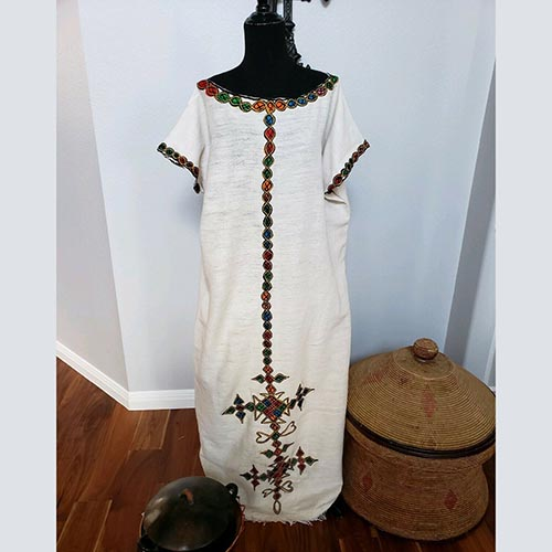Ethiopian Traditional Handmade Clothes