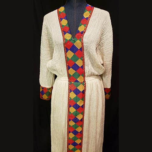 Ethiopian Eritrean Traditional Dress