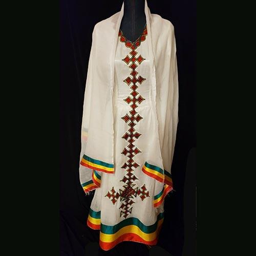 Eritrean traditional cotton Clothes