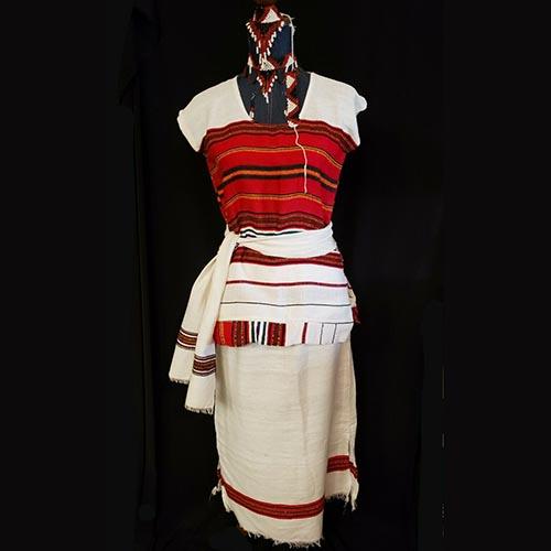 Ethiopian Traditional Oromo Clothes