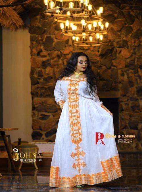 Modern Hand Woven Cultural dress