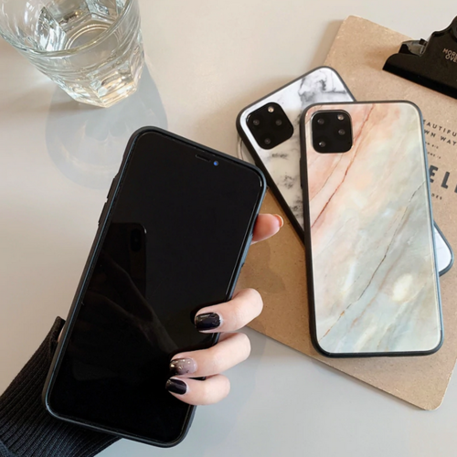 iphone 11 pro max Marble Case
