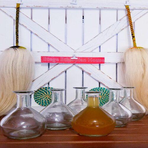 Ethiopian Honey Wine Glasses