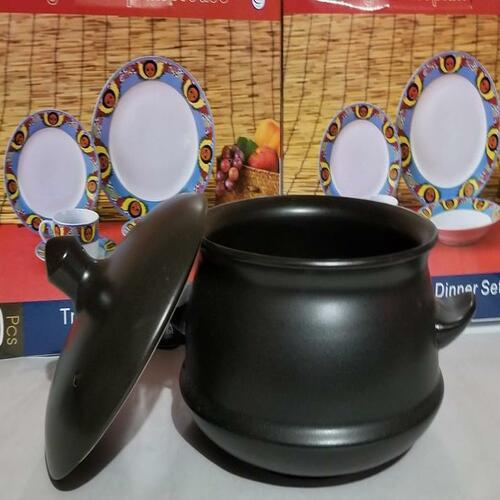 Ethiopian Ceramic Nonstick Cookware
