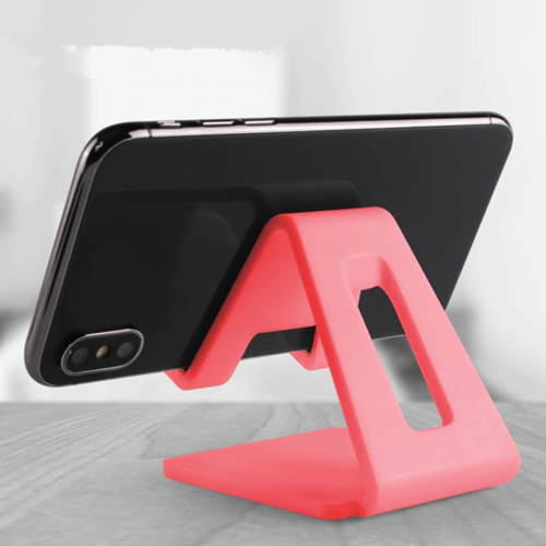 Mobile Holder with Silicone Pad