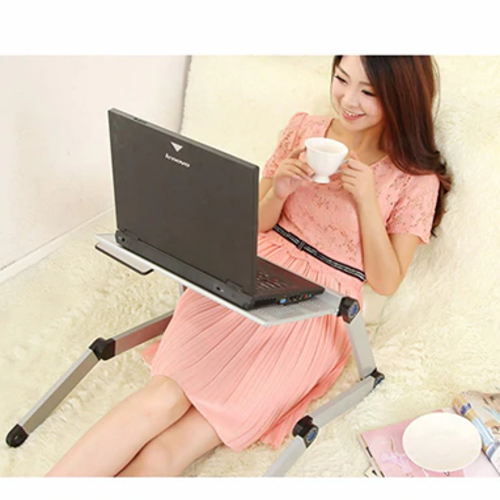 Multi Functional Mobile Laptop Stand