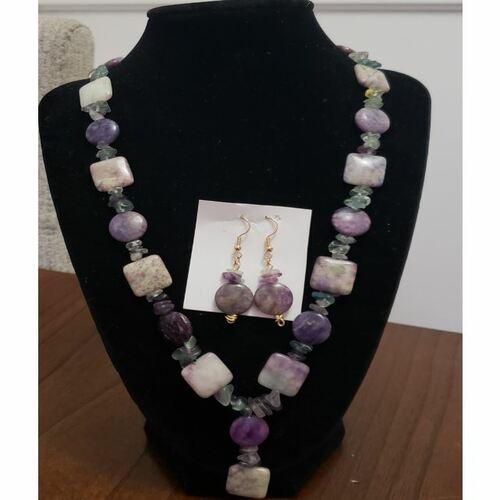 Handmade Beads Stone Jewelry
