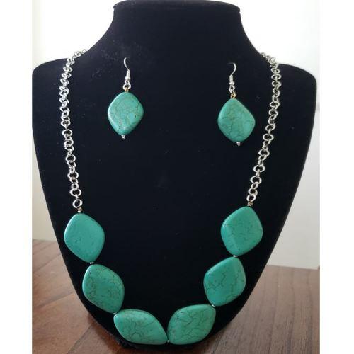 Hand Made Beads Stone Jewelry
