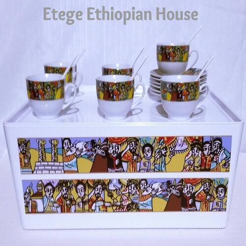 Ethiopian Eritrean Rekebot Set