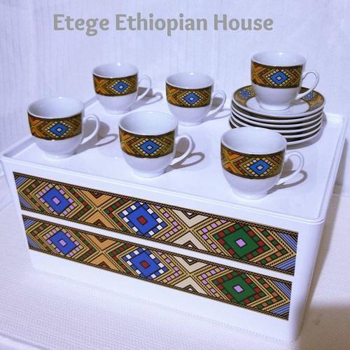 Rekebot Set Ethiopian Eritrean