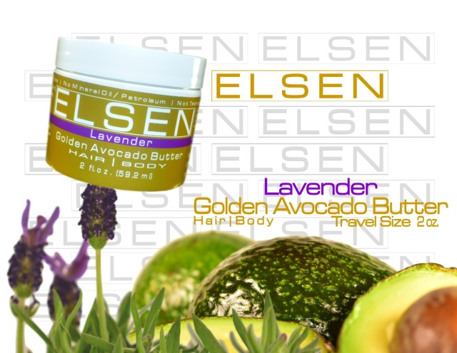 Lavender Golden Avocado Travel