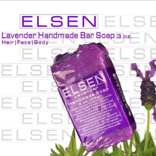 Lavender Bar Soap 3 Oz