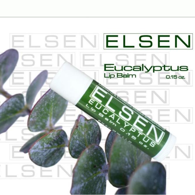 Eucalyptus Lip Balm 0.15oz