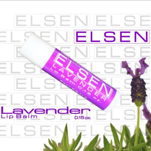 Lavender Lip Balm 0.15oz