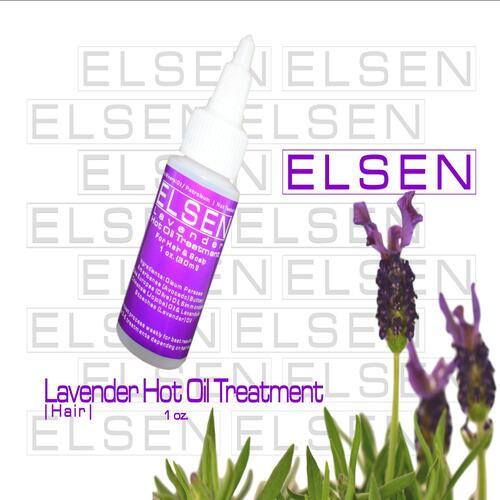 Lavender Hot Oil Treatment