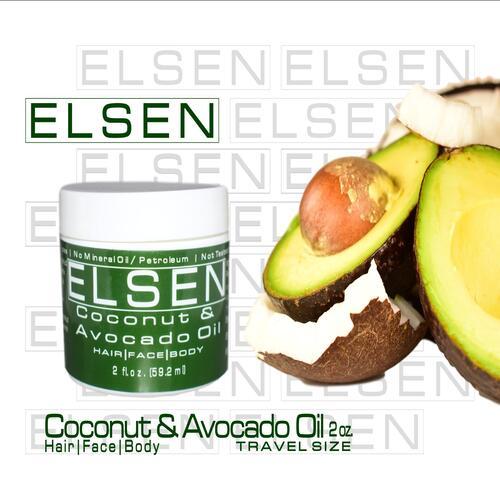Coconut and Avocado Oil