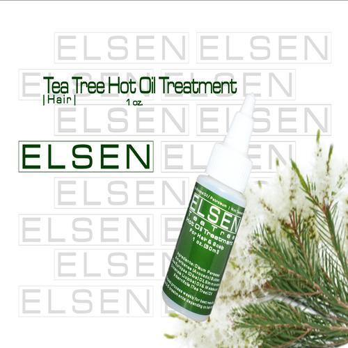 Tea Tree Hot Oil Treatment for Hair