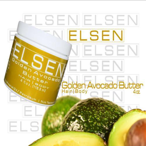 Elsen Oils Golden Avocado Butter