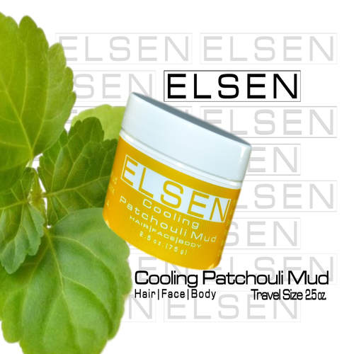 Cooling Patchouli Mud Travel