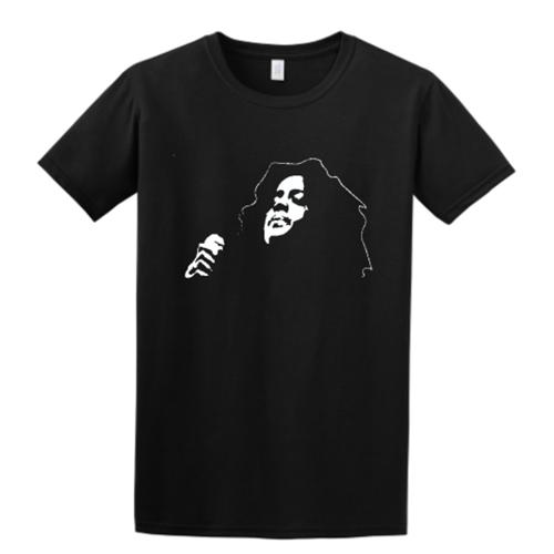 Custom Design on T Shirt Gigi