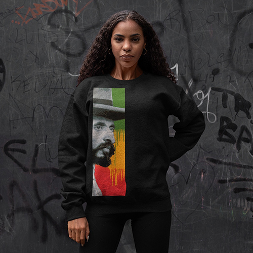 The king Uni-Sex Sweatshirt