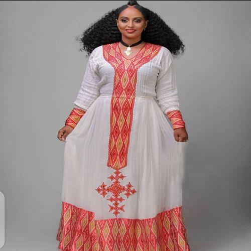 Best eritrean women cultural clothes