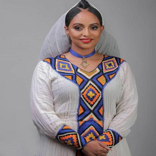 Ethiopian Traditional Habesha Dress
