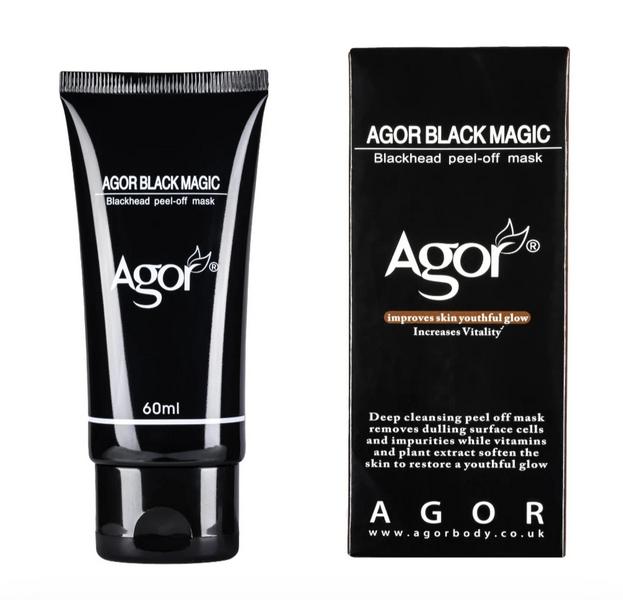 Agor Charcoal Peel Off Black Mask