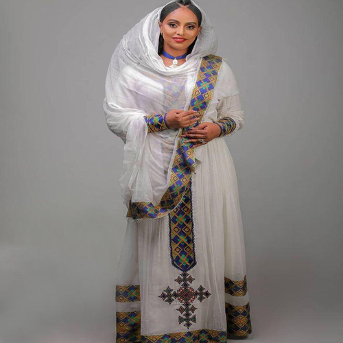 New Fashion Traditional Dress