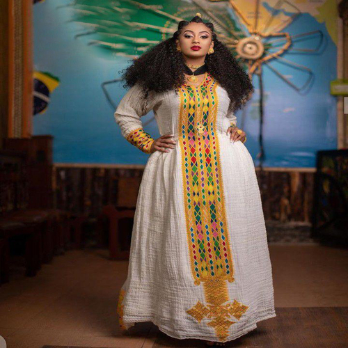 Wedding Habesha Dress