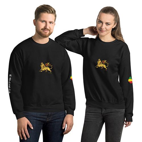 Ethiopian Unisex Sweatshirt