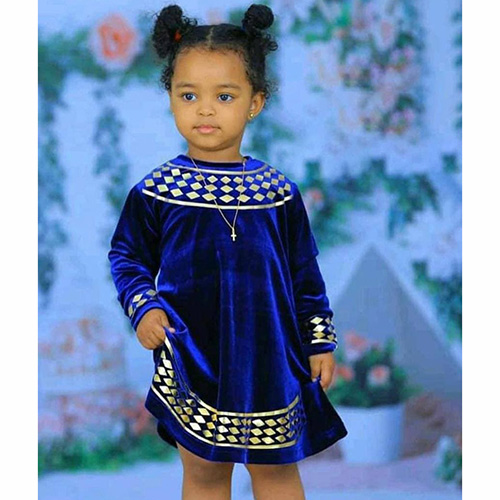 cultural dress for small girls