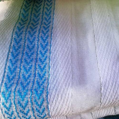 Ethiopian Cotton Gabi Blanket