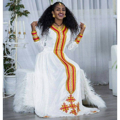 Simple and Elegant Traditional Dress