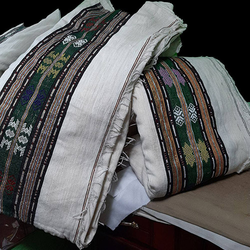 Traditional Blanket Wrap
