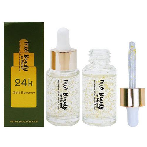 Gold Anti-Aging Serum Skin Care