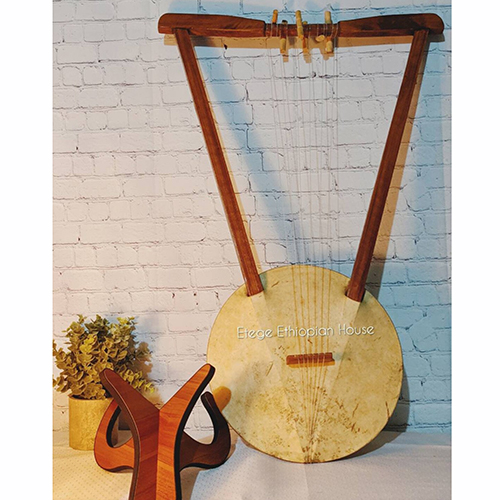 Ethiopian Hand Made string Instrument