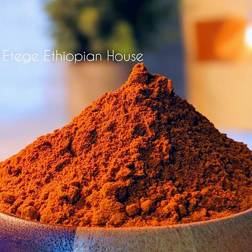 Ethiopian Eritrean All Natural Spicy Blend